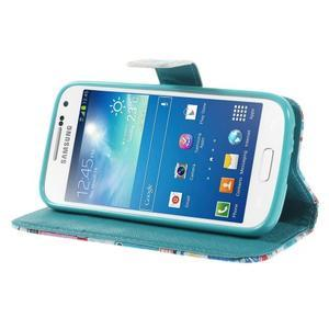 Style peněženkové pouzdro na Samsung Galaxy S4 mini - New York - 4