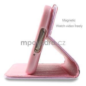 Ochranné pouzdro na mobil Samsung Galaxy S5 - kvetoucí větvička - 4
