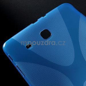 X-line gelové pouzdro na tablet Samsung Galaxy Tab E 9.6 - modré - 4
