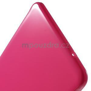 Gelový obal na tablet Samsung Galaxy Tab E 9.6 - rose - 4