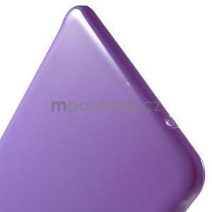 Gelový obal na tablet Samsung Galaxy Tab E 9.6 - fialový - 4
