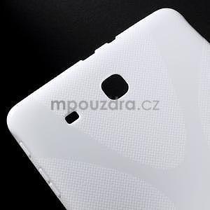 X-line gelové pouzdro na tablet Samsung Galaxy Tab E 9.6 - bílé - 4