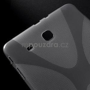 X-line gelové pouzdro na tablet Samsung Galaxy Tab E 9.6 - šedé - 4