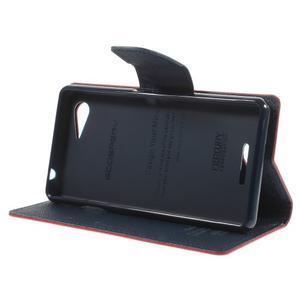 Richmercury pouzdro na mobil Sony Xperia E3 - červené - 4