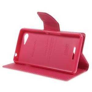 Richmercury pouzdro na mobil Sony Xperia E3 - růžové - 4