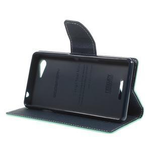Richmercury pouzdro na mobil Sony Xperia E3 - azurové - 4