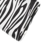 Emotive gelový obal na Sony Xperia M4 Aqua - zebra - 4/4