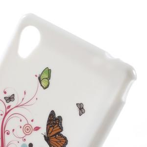 Emotive gelový obal na Sony Xperia M4 Aqua - motýlci - 4