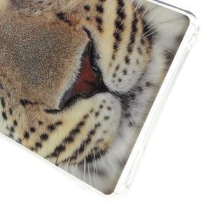 Emotive gelový obal na Sony Xperia M4 Aqua - leopard - 4