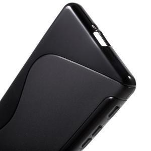 S-line gelový obal na mobil Sony Xperia X Performance - černý - 4