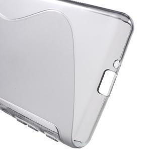 S-line gelový obal na mobil Sony Xperia X Performance - šedý - 4