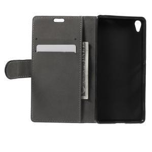 Cardy pouzdro na mobil Sony Xperia XA - černé - 4