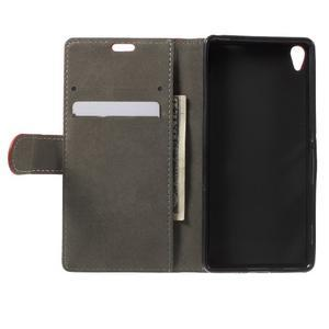 Cardy pouzdro na mobil Sony Xperia XA - červené - 4