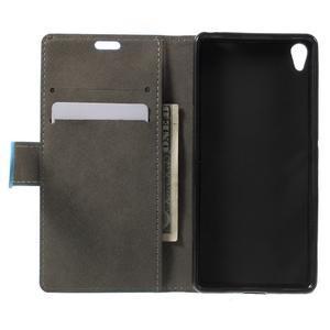 Cardy pouzdro na mobil Sony Xperia XA - modré - 4