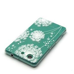 Gelový obal na mobil Sony Xperia Z3 Compact - pampelišky - 4