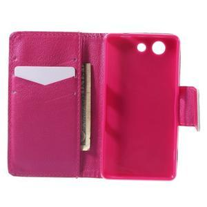 Pictu peněženkové pouzdro na Sony Xperia Z3 Compact - srdce - 4