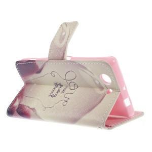 Knížkové pouzdro na mobil Sony Xperia Z3 Compact - love - 4
