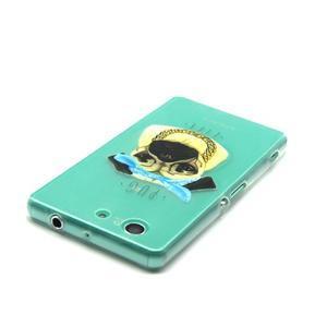 Gelový obal na mobil Sony Xperia Z3 Compact - mops - 4