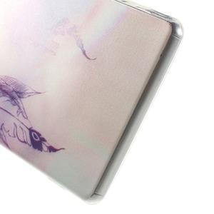 Ultratenký gelový obal na mobil Sony Xperia Z3 - lapač snů - 4