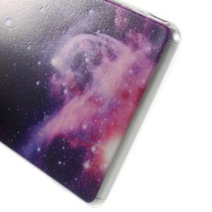 Ultratenký gelový obal na mobil Sony Xperia Z3 - galaxie - 4