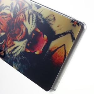 Gelový obal na mobil Sony Xperia Z3 - tygr - 4