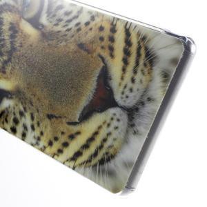 Gelový obal na mobil Sony Xperia Z3 - leopard - 4