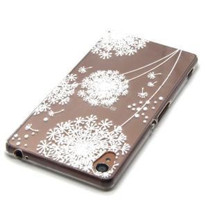 Gelový obal na mobil Sony Xperia Z3 - pampelišky - 4