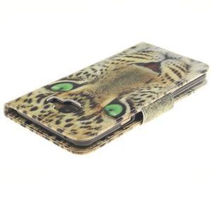 Patt peněženkové pouzdro na Samsung Galaxy A3 (2016) - leopard - 4