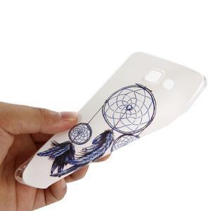 Ultratenký slim obal na mobil Samsung Galaxy A3 (2016) - campanula - 4