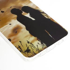 Gelový obal pro Samsung Galaxy A3 (2016) - láska - 4