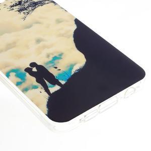 Gelový obal pro Samsung Galaxy A3 (2016) - láska a hory - 4