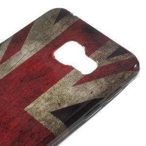 Gelový obal pro Samsung Galaxy A3 (2016) - UK vlajka - 4