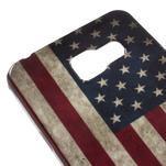 Gelový obal pro Samsung Galaxy A3 (2016) - US vlajka - 4/5