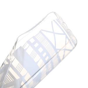 Miffs ultratenký gelový obal na Samsung Galaxy A3 (2016) - geo tvary - 4