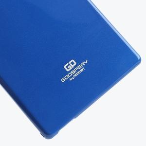 JellyGospery gelový obal na mobil Sony Xperia Z Ultra - modrý - 4