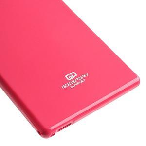 JellyGospery gelový obal na mobil Sony Xperia Z Ultra - červený - 4