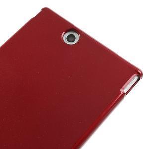 JellyGospery gelový obal na mobil Sony Xperia Z Ultra - vínový - 4