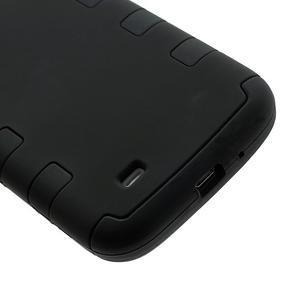 Extreme odolný gelový obal 2v1 na Samsung Galaxy S4 - černý - 4