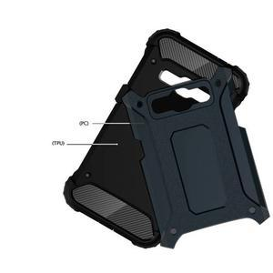 Armory odolný obal na mobil Samsung Galaxy J1 (2016) - tmavěmodrý - 4