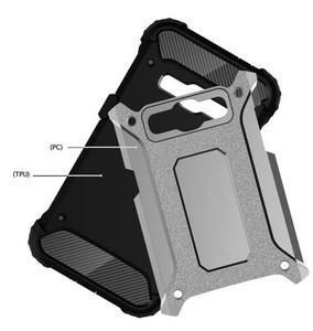 Armory odolný obal na mobil Samsung Galaxy J1 (2016) - šedý - 4