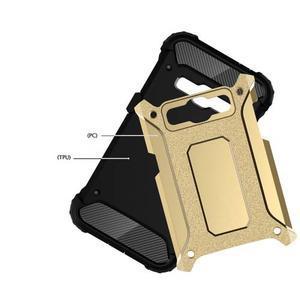 Armory odolný obal na mobil Samsung Galaxy J1 (2016) - zlatý - 4