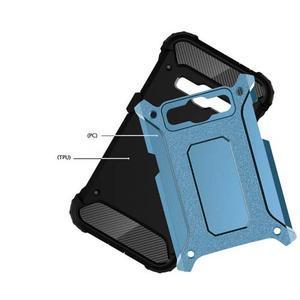 Armory odolný obal na mobil Samsung Galaxy J1 (2016) - modrý - 4