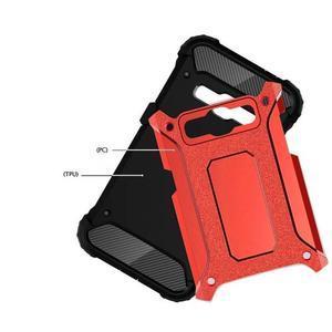 Armory odolný obal na mobil Samsung Galaxy J1 (2016) - červený - 4