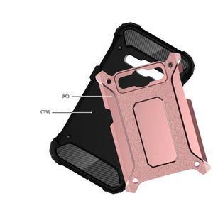 Armory odolný obal na mobil Samsung Galaxy J1 (2016) - růžovozlatý - 4