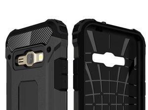 Armory odolný obal na mobil Samsung Galaxy J1 (2016) - černý - 4