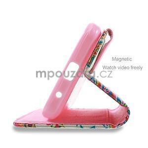 Stylové pouzdro na mobil Huawei Ascend Y550 - mandala - 4