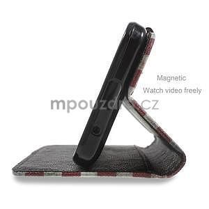 Stylové pouzdro na mobil Huawei Ascend Y550 - US vlajka - 4