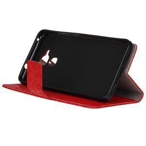 Cartoo pouzdro na mobil Honor 7 Lite - červené - 4