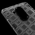 Square gelový obal na Huawei Mate 8 - transparentní - 4/5