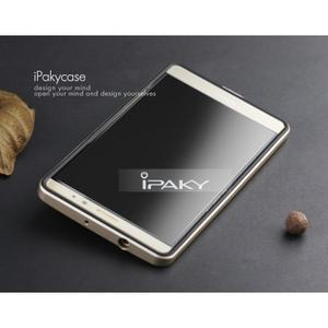 Odolný obal 2v1 s výstuhami na Huawei Mate 8 - zlatý - 4
